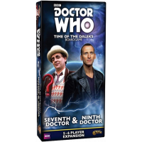 Doctor Who - Time of the Daleks: Seventh Doctor & Ninth Doctor