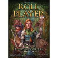 Roll Player Edizione Inglese: Fiends & Familiars