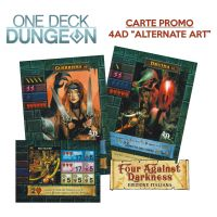 One Deck Dungeon: Bonus Pack 3