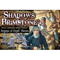Shadows of Brimstone: Swamps of Death - Alt Gender Hero Pack