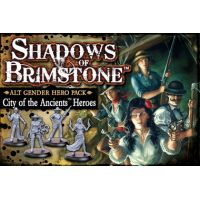 Shadows of Brimstone: City of the Ancients - Alt Gender Hero Pack