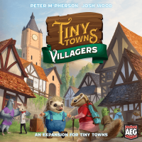 Tiny Towns Edizione Inglese: Villagers