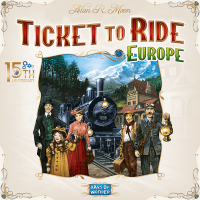 Ticket to Ride - Europa 15° Anniversario