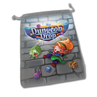 Dungeon Drop Edizione Inglese: Cloth Bag of Holding