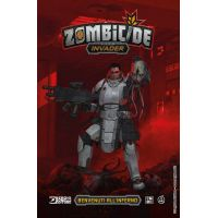 Zombicide - Invader: 1 - Benvenuti all'Inferno - Alt Cover
