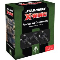 Star Wars X-Wing 2E: Fugitives and Collaborators Edizione Inglese