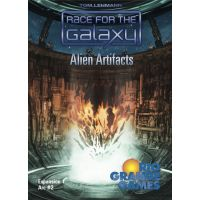 Race for the Galaxy Edizione Inglese: Alien Artifacts