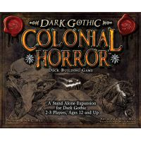 A Touch of Evil - Dark Gothic: Colonial Horror