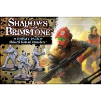 Shadows of Brimstone: Shikarri Nomad Crusaders