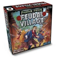 Shadows of Brimstone: Feudal Village