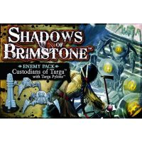 Shadows of Brimstone: Custodians of Targa with Targa Pylons