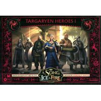 A Song of Ice and Fire: Targaryen Heroes I