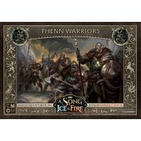 A Song of Ice and Fire: Thenn Warriors