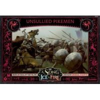 A Song of Ice and Fire: Unsullied Pikemen