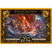 A Song of Ice and Fire: R'hllor Faithful