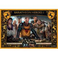 A Song of Ice and Fire: Baratheon Heroes I