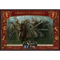 A Song of Ice and Fire: Eroi Lannister II Edizione Inglese