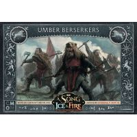 A Song of Ice and Fire: Berserker Umber Edizione Inglese
