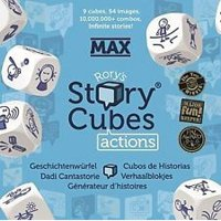Story Cubes - MAX Actions