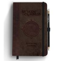 Broken Compass: Adventure Journal