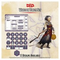 Dungeons & Dragons: Token Set - Warlock