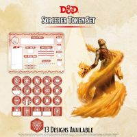 Dungeons & Dragons: Token Set - Sorcerer
