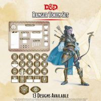 Dungeons & Dragons: Token Set - Ranger