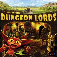 Dungeon Lords Edizione Inglese