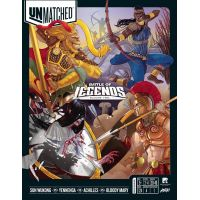 Unmatched Edizione Inglese - Battle of Legends: Volume Two