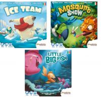 Ice Team + Little Big Fish + Mosquito Show | Small Bundle
