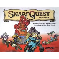 Snarf Quest: Card Game