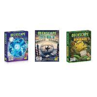 Deckscape - Triple Pack 1 | Small Bundle