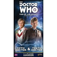 Doctor Who - Time of the Daleks: Fifth Doctor & Tenth Doctor