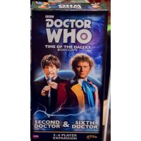 Doctor Who - Time of the Daleks: Second Doctor & Sixth Doctor