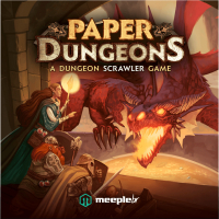 Paper Dungeons Edizione Inglese