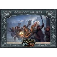 A Song of Ice and Fire: Mormont She-Bears