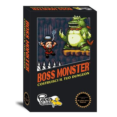 Copertina di Boss Monster