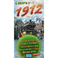 Ticket to Ride - Europa: Europa 1912