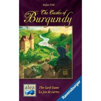 The Castles of Burgundy: The Card Game