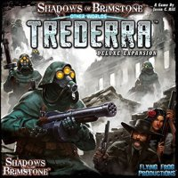 Shadows of Brimstone: Other Worlds - Trederra