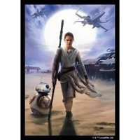 Bustine Card Game FFG Star Wars Rey 50 (63,5x88)
