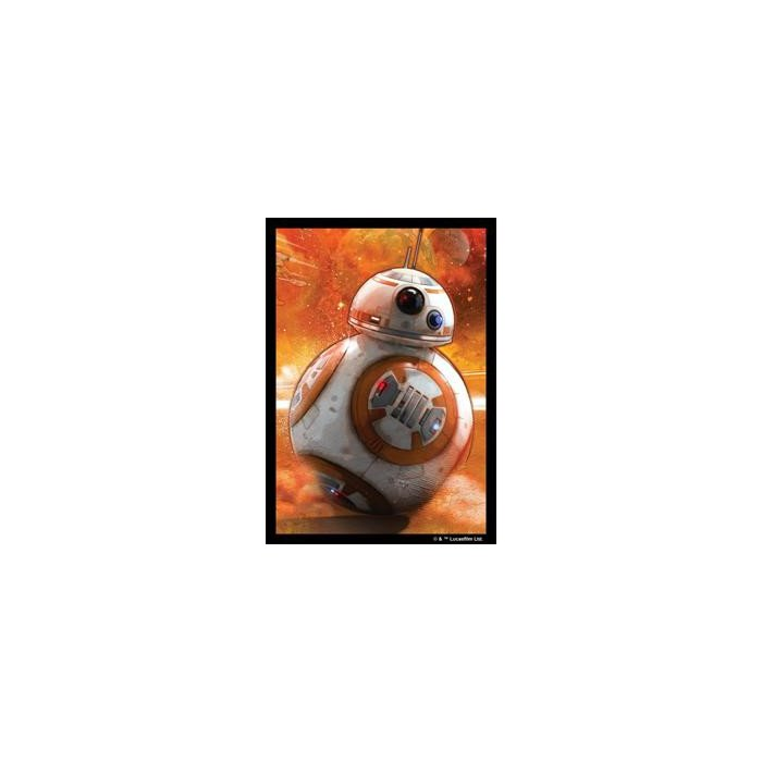 Copertina di Bustine Card Game FFG Star Wars BB-8 50 (63,5x88)