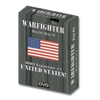 Warfighter: The WWII Tactical Combat Card Game - United States -2