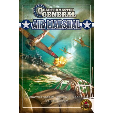 Copertina di Quartermaster General: Air Marshal