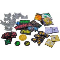 Zombicide - Black Plague: Plastic Token Pack