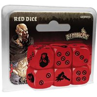 Zombicide - Black Plague: Red Dice