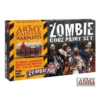 Set Colori: Zombicide - Zombie Core Paint Set