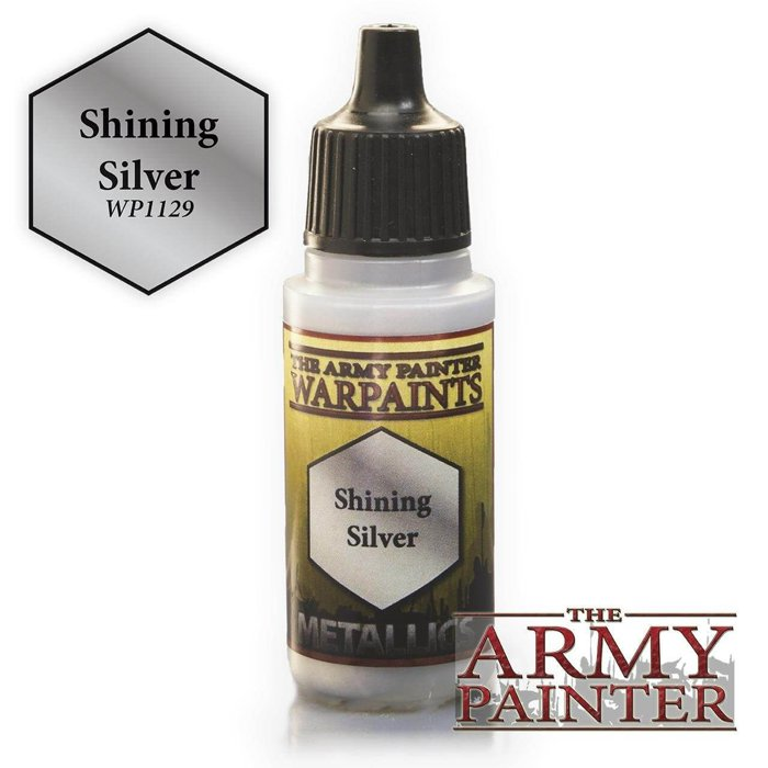 Copertina di Warpaints - Shining Silver (18ml)
