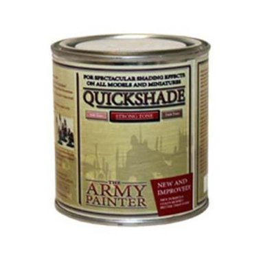 Copertina di Quickshade - Strong Tone (250ml)