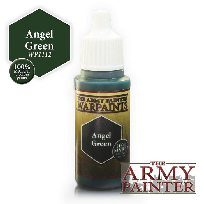 Copertina di Warpaints - Angel Green (18ml)